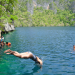 Barracuda Lake, Coron Island