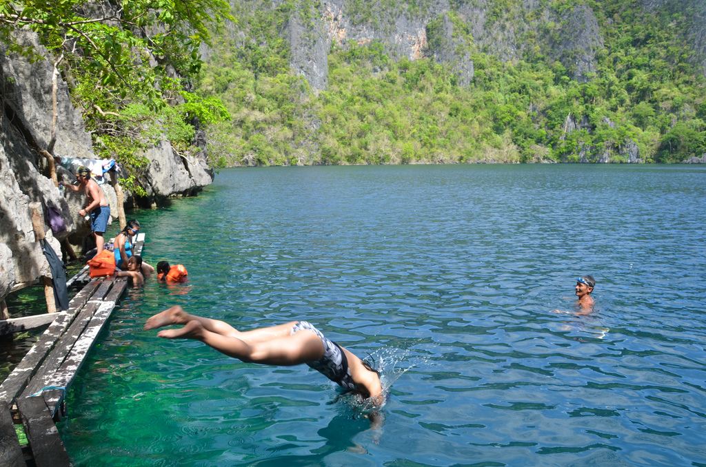 Explore Palawan Philippines - Coron Island Barracuda Lake 02
