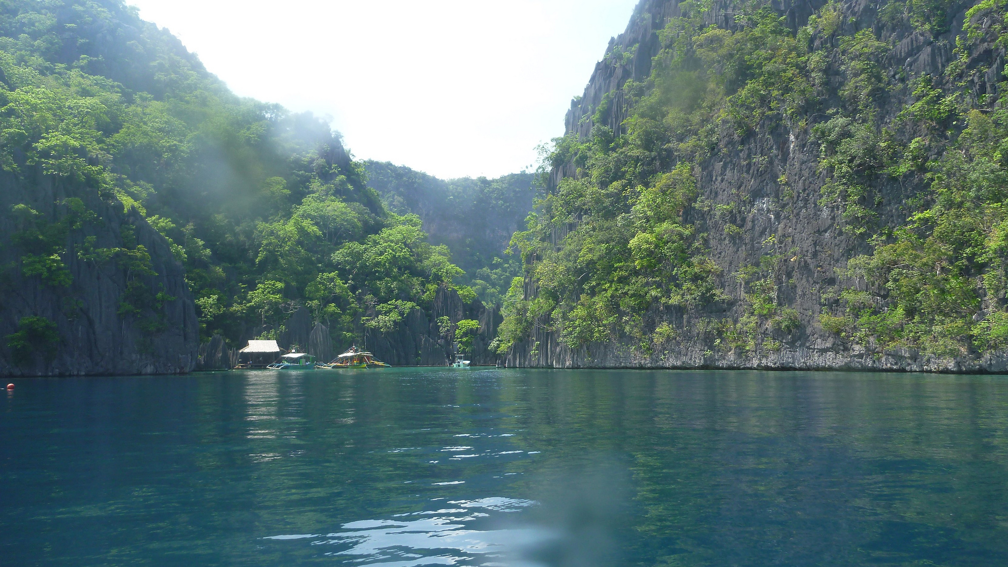 Explore Palawan Philippines - Coron Island Barracuda Lake