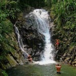 6. El Nido Inland Beaches, Hot Springs & Waterfalls Tour