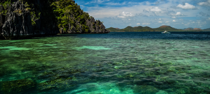 {take a tour} Coron Tour : Coron Islands and Lakes Tour