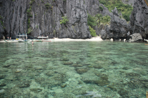 3. El Nido Lagoon & Beaches Tour