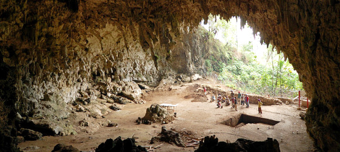 Tabon Caves, Quezon